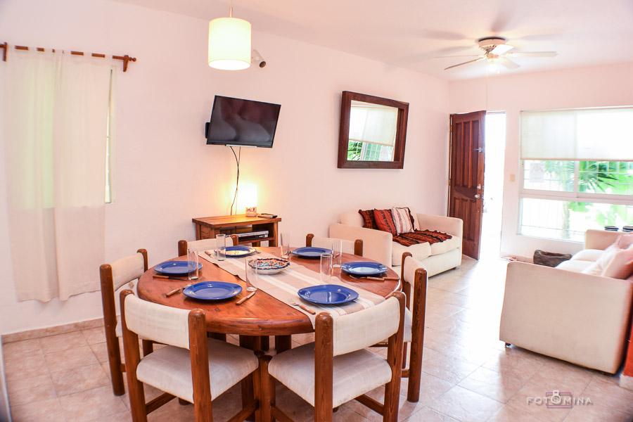 Condo Milo´s 3 BR excellent location - Blue Playa Rentals Playa del ...